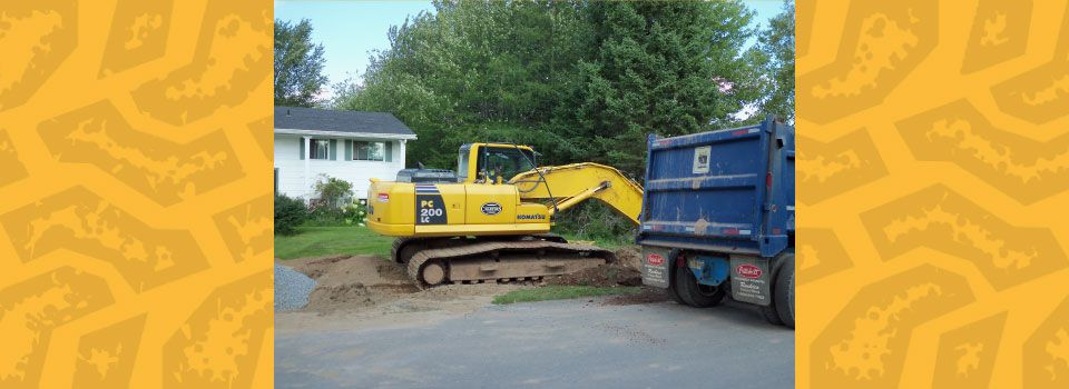 Excavation Equipment - excavator